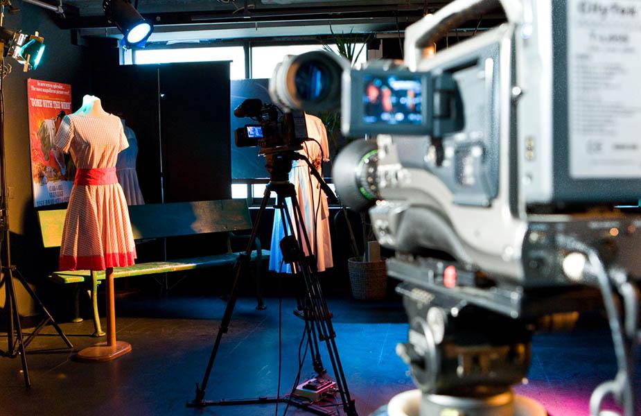 ΙΕΚ ΑΚΜΗ: Εργαστήριο Εικονολήπτη-Κάμεραμαν μησης
