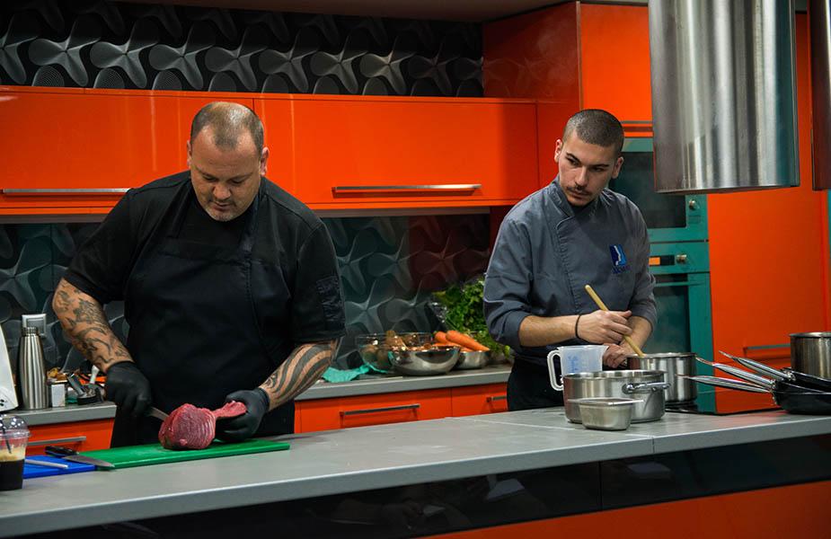 ΙΕΚ ΑΚΜΗ: Σχολή Μαγειρικής Δημήτρης Σκαρμούτσος