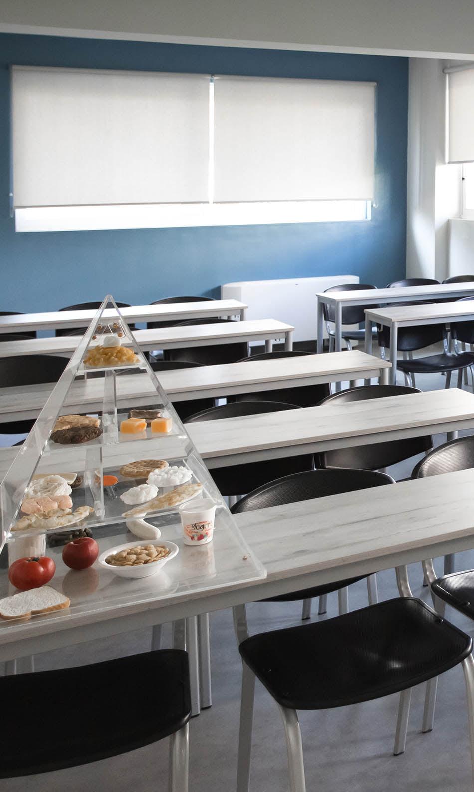 ΙΕΚ ΑΚΜΗ: Σχολή-Λάρισας