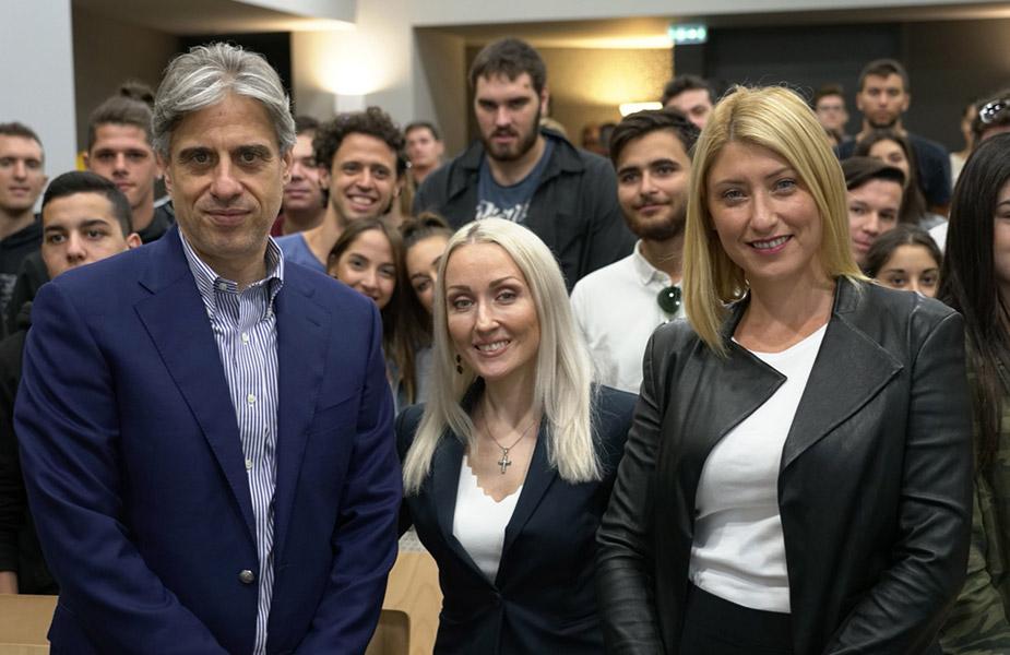 ΙΕΚ ΑΚΜΗ: Σχολή Δημοσιογραφίας Σία Κοσιώνη