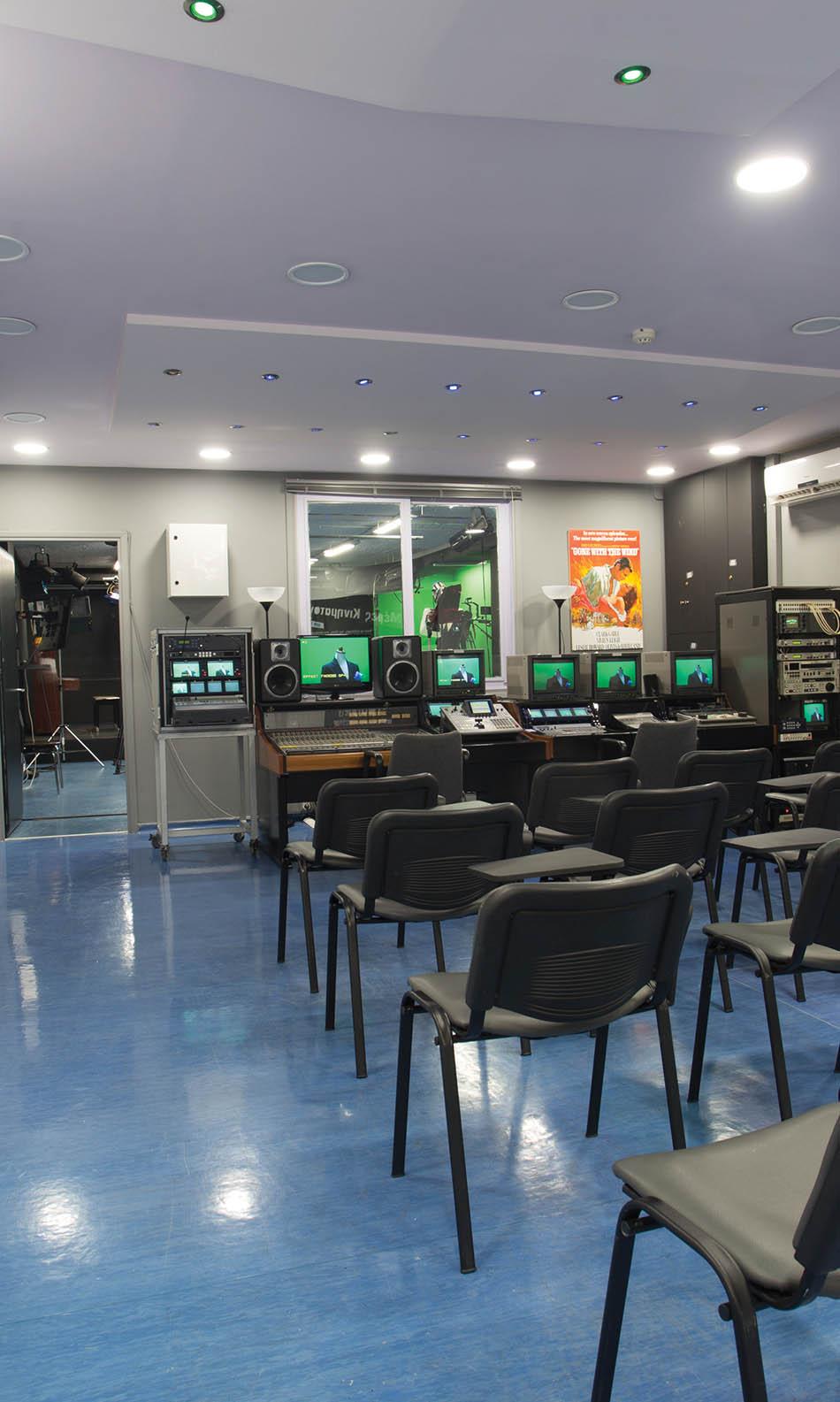 ΙΕΚ ΑΚΜΗ: Εργαστήριο Μοντάζ