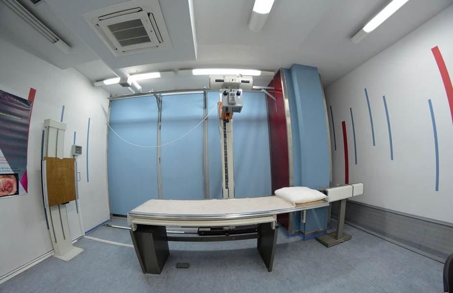 ΙΕΚ ΑΚΜΗ: Εργαστήριο Σχολής Ακτινολογίας
