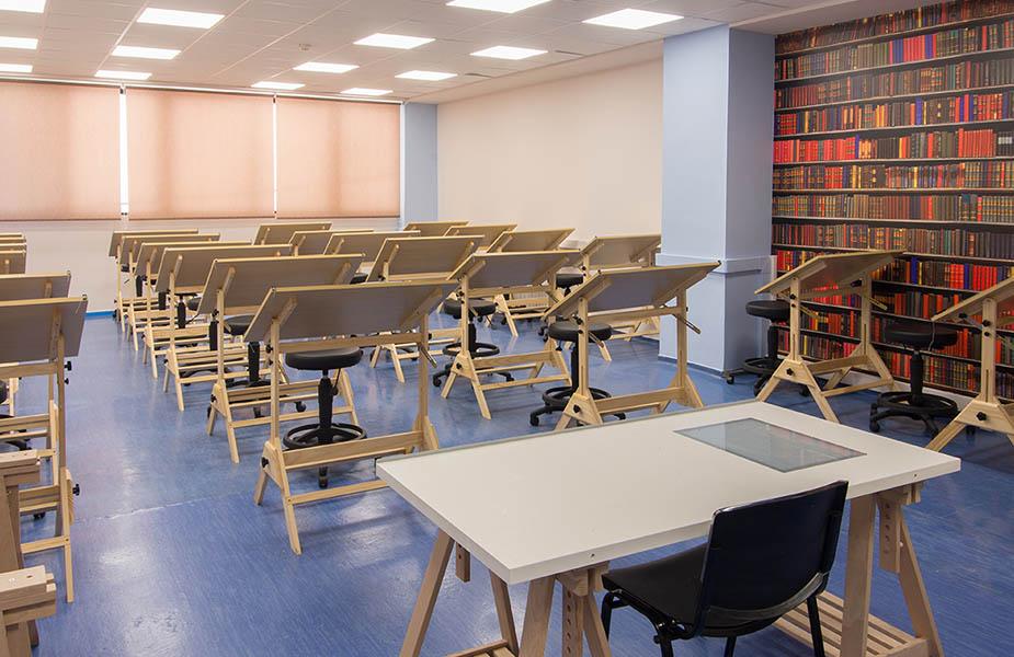 ΙΕΚ ΑΚΜΗ: Εργαστήριο Σχολής Διακόσμησης