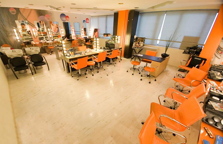 ΙΕΚ ΑΚΜΗ: Εργαστήριο Σχολής Επαγγελματικού Μακιγιάζ