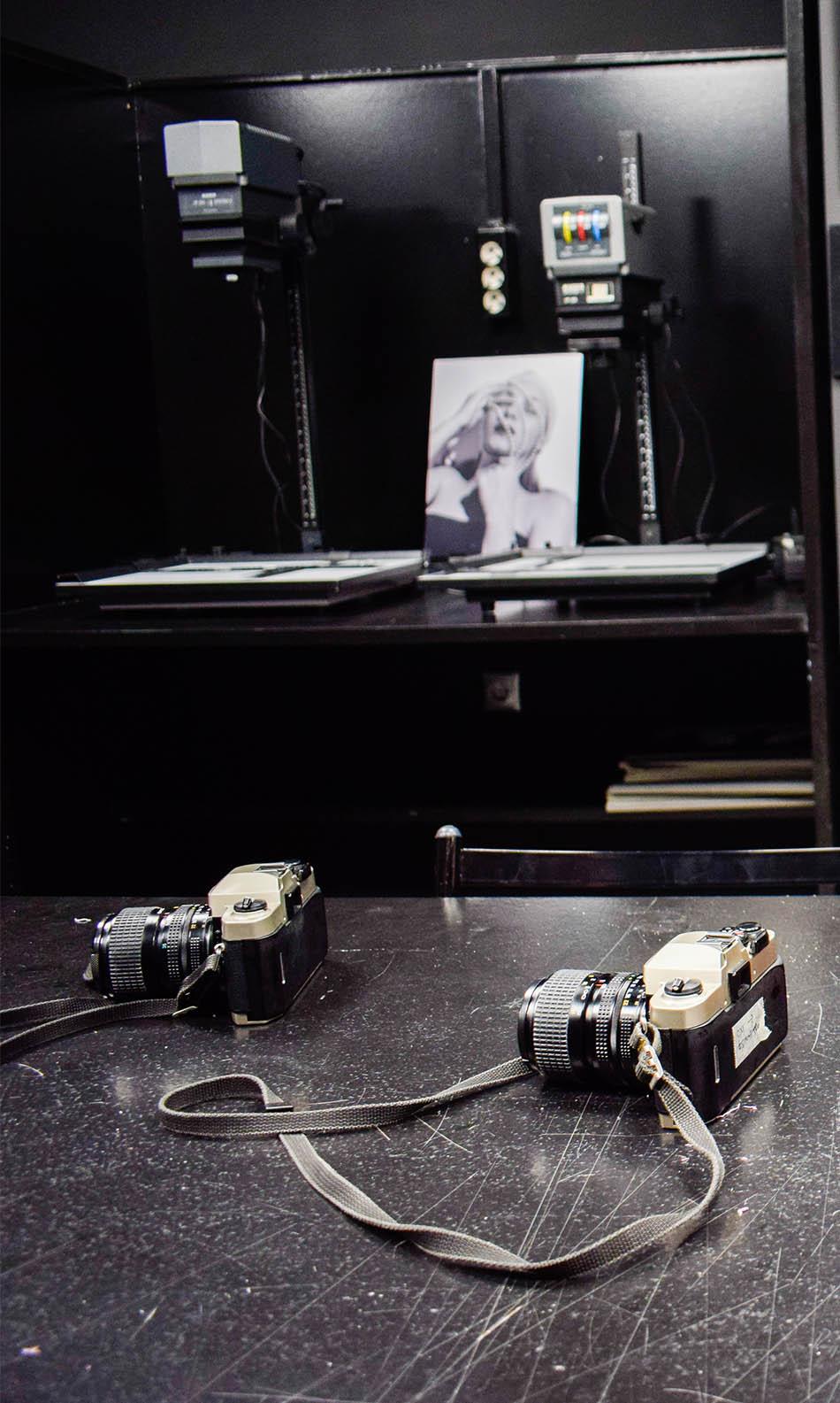 ΙΕΚ ΑΚΜΗ: Εργαστήριο Σχολής Φωτογραφίας