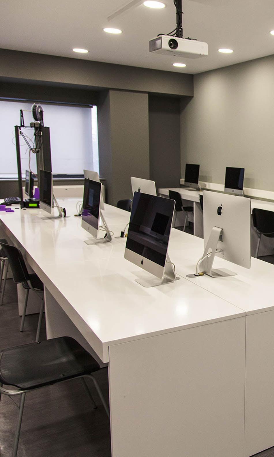 ΙΕΚ ΑΚΜΗ: Εργαστήριο Σχολής 3D Animation