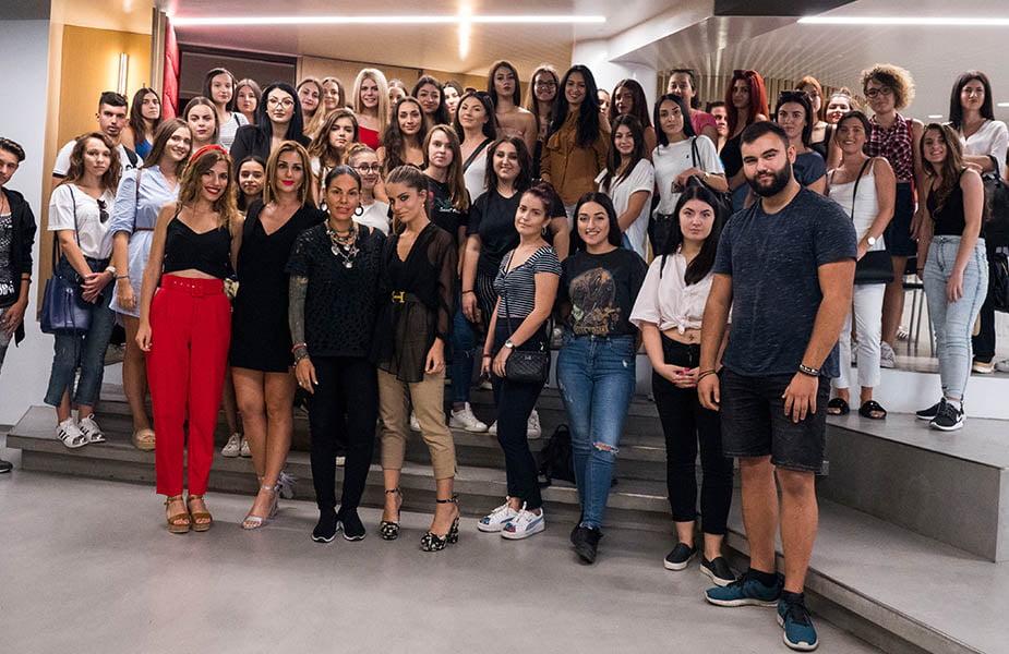 ΙΕΚ ΑΚΜΗ: Σχολή Επαγγελματικού Μακιγιάζ-Έλενα Ψωμά