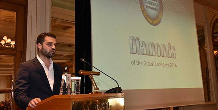 Το ΙΕΚ ΑΚΜΗ στα Διαμάντια της Ελληνικής Οικονομίας