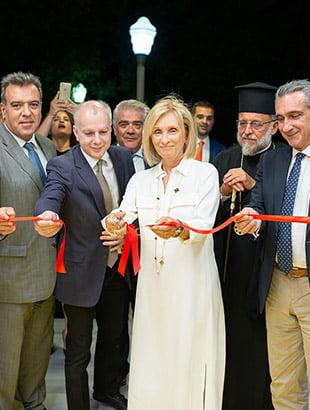 Λαμπερά εγκαίνια των νέων εγκαταστάσεων του ΙΕΚ ΑΚΜΗ στη Ρόδο