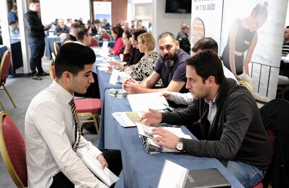 Δυναμική εκκίνηση για τις Ημέρες Καριέρας Τουρισμού & Γαστρονομίας του ΙΕΚ ΑΚΜΗ στη Ρόδο