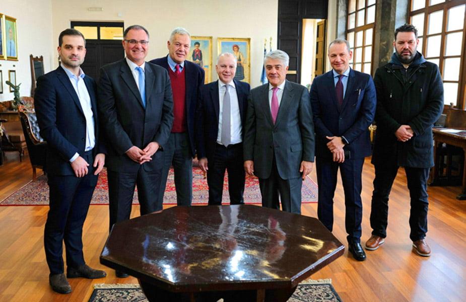 Υπογραφή Συμφώνου Συνεργασίας του ΙΕΚ ΑΚΜΗ με τον Δήμο Ρόδου