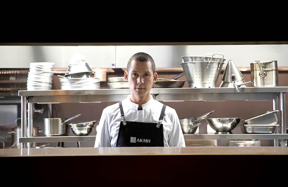 ΙΕΚ ΑΚΜΗ: Σχολή Μαγειρικής-Chef-Σωτήρης Κοντιζας