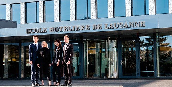 Το ΙΕΚ ΑΚΜΗ εγκαινιάζει τη συνεργασία του με την Ecole hôtelière de Lausanne, τη Νο1 Ξενοδοχειακή Σχολή στον κόσμο