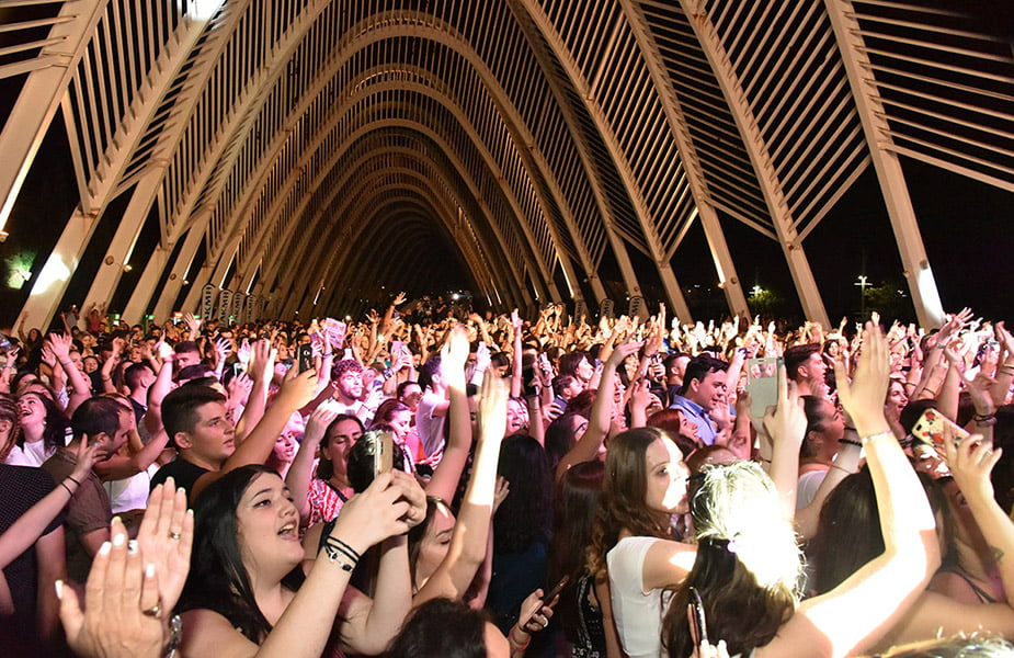 AKMH GRADUATION FESTIVAL 2018, η οικογένεια του ΙΕΚ ΑΚΜΗ «πλημμύρισε» το Ολυμπιακό Στάδιο Αθηνών