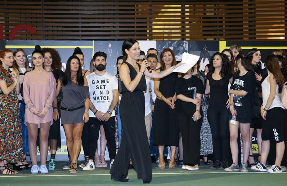 Show υψηλών προδιαγραφών το Multi Fashion Project του ΙΕΚ ΑΚΜΗ στην Αθήνα powered by Vrettos Vrettakos & Pantelis Toutountzis
