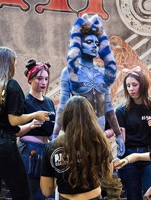 Το μεγαλύτερο ΙΕΚ της Ευρώπης σε 1 από τα 5 καλύτερα φεστιβάλ τατουάζ της Ευρώπης, το Athens International Tattoo Convention