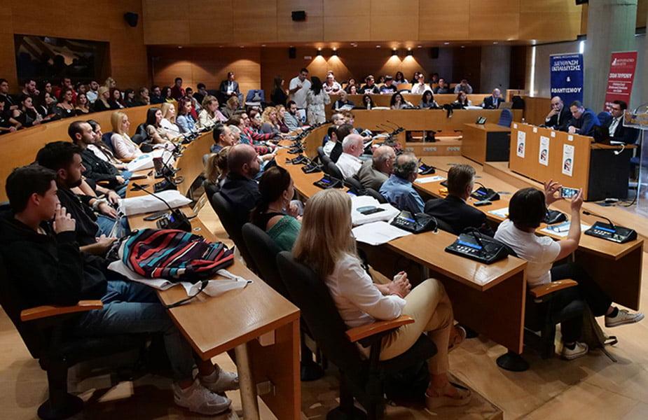 ΙΕΚ ΑΚΜΗ & Δήμος Θεσσαλονίκης μαζί για την αναβάθμιση της τουριστικής εκπαίδευσης και κατάρτισης