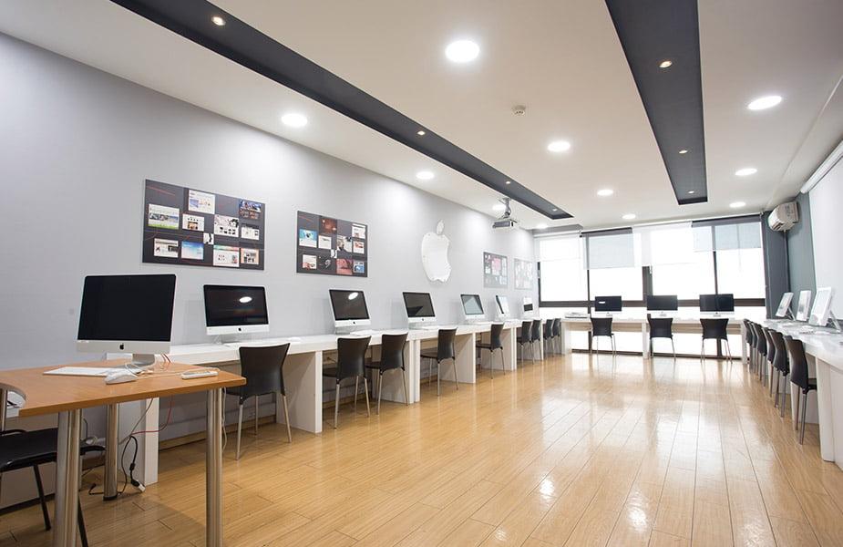 ΙΕΚ ΑΚΜΗ: Εργαστήρια Τομέα Εφαρμοσμένων Τεχνών