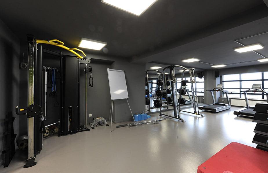 ΙΕΚ ΑΚΜΗ: Εργαστήριο Σχολής Προπονητικής