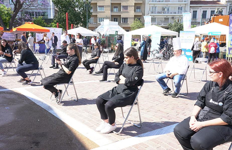 Το ΙΕΚ ΑΚΜΗ αρωγός στις δράσεις της Περιφέρειας Αττικής για την Παγκόσμια Ημέρα Περιβάλλοντος